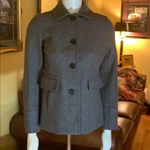 Banana Republic Gray coat